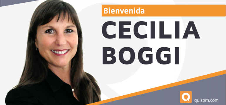 Bienvenida Cecilia Boggi