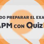 preparar examen CAPM con QuizPM