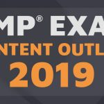 PMP Exam content outline 2019