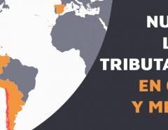 Nuevas leyes tributarias en chile y méxico